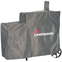 Landmann Grilltrekk Premium L 130x60x120 cm grå 15708