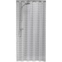 Sealskin Dusjforheng Hammam 180 cm sølv 210861318