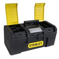 Stanley 16-tommers one-touch verktøykasse