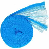 Nature Fuglenett Nano 10x4 m blå