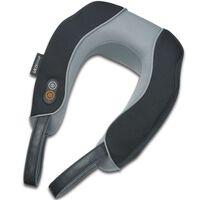 Medisana Nakkemassasjeapparat med varmefunksjon NM 866 svart og grå