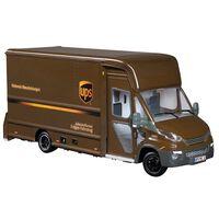 UPS Fjernstyrt lekebil ECO P80 Daily CNG 1:16