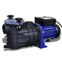 Elektrisk Pumpe til Svømmebaseng 500W - Blå