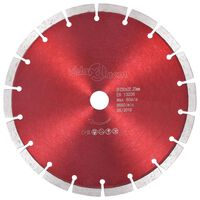 vidaXL Diamantkutteskive stål 230 mm