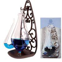 Esschert Design Værglass med støpejernholder 0,5 L TH31