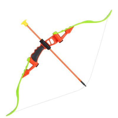 vidaXL Bueskytesett for barn 5 deler 68 cm