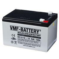 VMF AGM Dypsyklusbatteri 12 V 12 Ah DC12-12