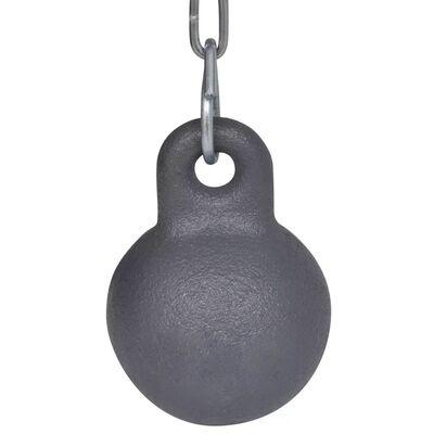 Skorstein Børste Rund Diameter 25cm