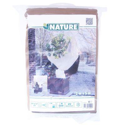 Nature Vintertrekk fleece 60 g/m² beige 2x5 m