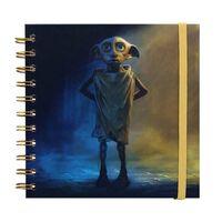 Harry Potter, Notatblokk - Dobby