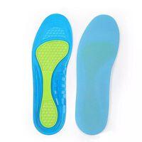 Fleksibel innersåle med støtte til hullfoten