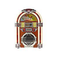 Jukeboxradio i bordmodell
