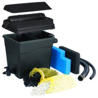 Ubbink Damfilter FiltraClear 4500 BasicSet 1355160