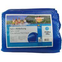 Summer Fun Sommertrekk for basseng rundt 500 cm PE blå