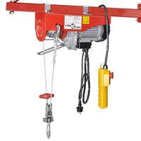 Elektrisk vinsj 1000 W 200/400 kg