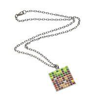 Minecraft Halskjede - Jordblokk