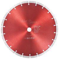 vidaXL Diamantkutteskive stål 300 mm