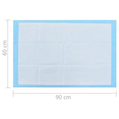 vidaXL Dyretreningsmatter 400 stk 90x60 cm ikke-vevet stoff