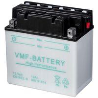 VMF Powersport-batteri 12 V 19 Ah CB16CL-B