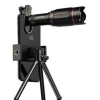 32x Mobilteleskop Med Stativ Og Tilbehør