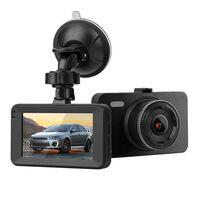 Dashcam 1080p - Stor Skjerm - G-sensor