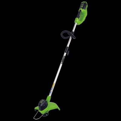 Greenworks Kantklipper med 40 V 2 Ah batteri G40LT30 2101507UA