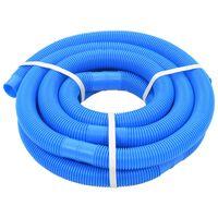 vidaXL Bassengslange blå 32 mm 6,6 m