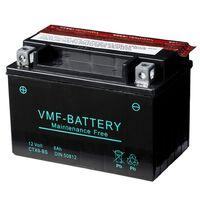 VMF Powersport Liquifix Batteri 12 V 8 Ah MF YTX9-BS