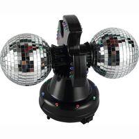 Twin Mirror Ball lampe LED