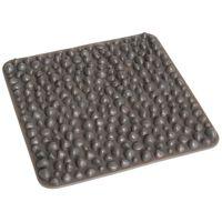 Sissel Knudrete matte Step-fit 49x49 cm grå SIS-162.053