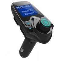 T11 FM-sender/MP3-spiller med Bluetooth for bil