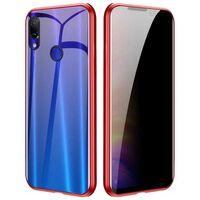 Mobiltelefon med tosidig herdet glass - XiaoMi 8 - Rød