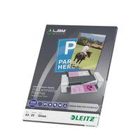 Leitz Lamineringslommer ILAM 250 mikroner A3 25 stk