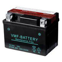 VMF Powersport Liquifix batteri 2 V 3 Ah MF YTX4L-BS
