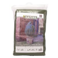 Nature Vintertrekk fleece 70 g/m² grønn 2,5x3 m