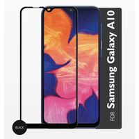 GEAR Herdet glass 2.5D full deksel Samsung A10 2019