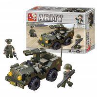 Sluban Army, Byggesett - Jeep