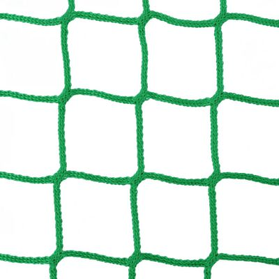 vidaXL Høynett Kvadrat 0,9x2 m PP