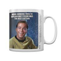 Star Trek, Krus - Captain Kirk