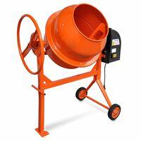 Betongblander 140 L 650 W Stål Oransje