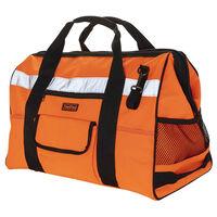 Toolpack Reflekterende verktøyveske Prominent oransje og svart
