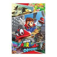 Super Mario Odyssey, Maxi Poster - Collage