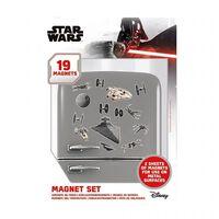 Star Wars, 19x Kjøleskapmagneter
