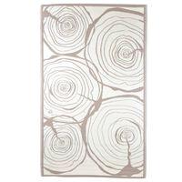 Esschert Design Utendørs teppe 240x150 cm vekstringer