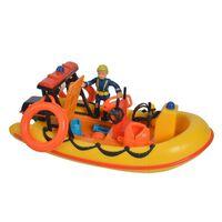 Simba Lekebåt Neptune rød og gul