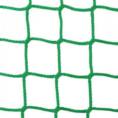 vidaXL Høynett Kvadrat 0,9x3 m PP