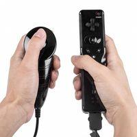 Wii Remote og Nunchuk-kontroller