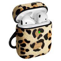 Airpods-etui - Støtsikker Beskyttelse - Leopardmønster