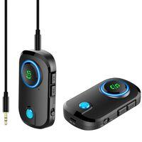 Trådløs Bluetooth AUX håndfri sender
