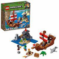 LEGO, Minecraft - Piratskipeventyr